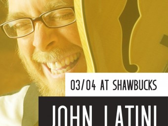 Gold Concert Series – John Latini