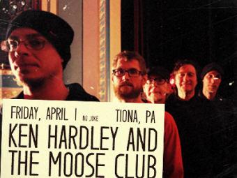 Moose Club – Live at Rest Stop 6 Inn