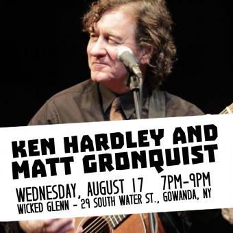 Ken Hardley and Matt Gronquist