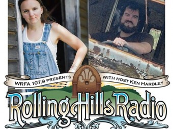 Leroy Townes and Heather Pierson.  RHR Episode 57
