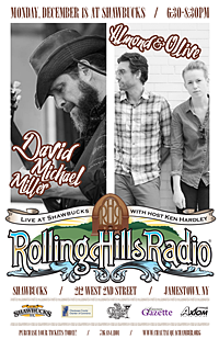 RHR  Almond&Olive and David Michael Miller /Episode #69