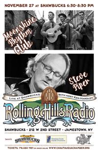 RHR Moonshine Rhythm Club & Steve Piper / Episode #68