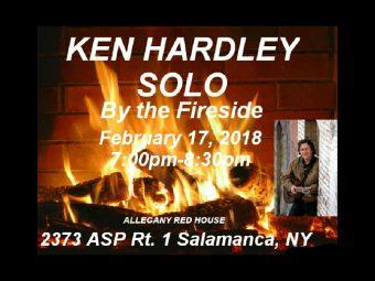 Ken Hardley By the Fireside